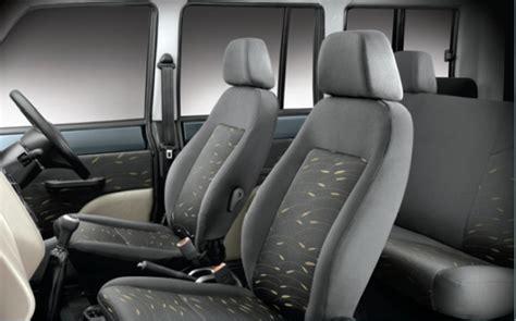 Tata Sumo Interior Images by Car Picker Tata Sumo Gold Interior Images
