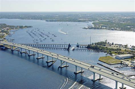 boat slips for rent stuart fl roosevelt bascule bridge in stuart fl united states