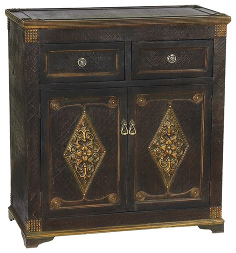 medecci storage cabinet traditional accent chests and