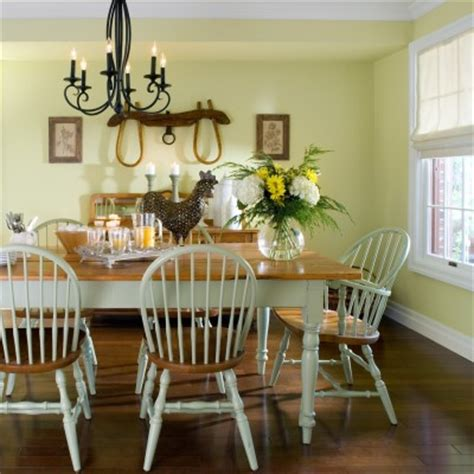 Country Style Dining Rooms Country Dining Room Design The Right Choice For You