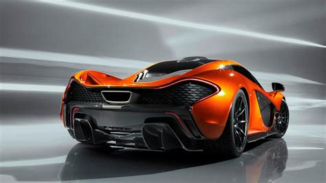 mclaren supercar p1 mclaren p1 hybrid supercar revealed before