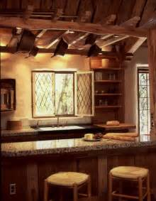 Hobbit Kitchen by The Little Hobbit House In Texas