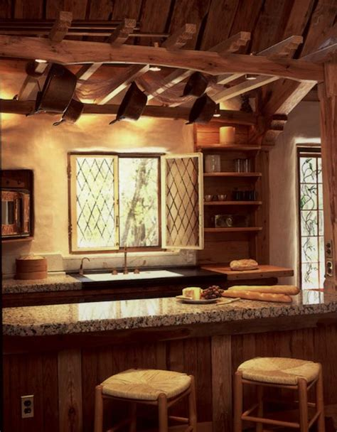 hobbit kitchen the little hobbit house in texas