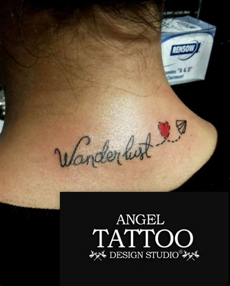 wanderlust tattoo designs small designs best small design ideas for