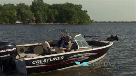 crestliner deep v boats 2012 1650 fish hawk deep v aluminum fishing boat from