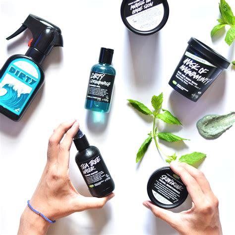 Lush Handmade Cosmetics Ltd - the visionist x lush ltd the visionist