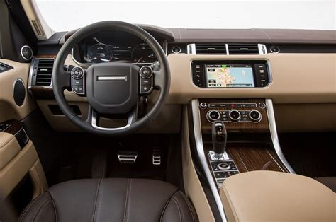 2015 Land Rover Range Rover Sport Interior Photo 3