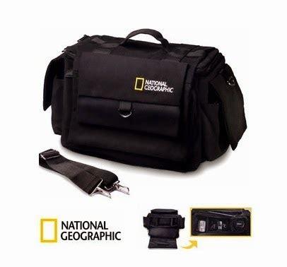 Tc20 Tas Kamera Natgeo Hitam tas kamera murah
