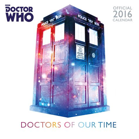 Calendrier Doctor Who 2016 Doctor Who Classic Edition Calendrier 2016 Acheter Le