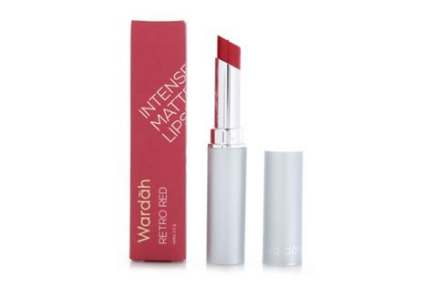 Lipstik Wardah Merah mencari lipstik wardah untuk bibir gelap coba produk rekomendasi kami ini yuk journal