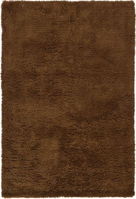 6 X 9 Shag Rug by Brown 6 6 X 9 8 Solid Shag Rug Area Rugs Irugs Uk