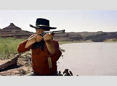 John Wayne weartern movies weapons guns rifle cowboy men ... Goose Hunting Rifle