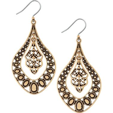 Lucky Brand Gift Card Balance - lucky brand gold filigree oblong drop earrings fashion earrings jewelry watches