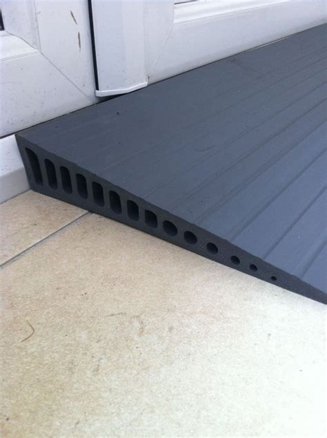 threshold ramps  solve minor obstacles house