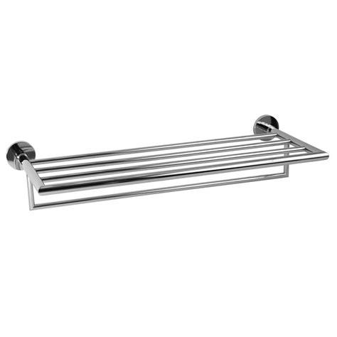 Hotel Towel Rack Shelf by Universal 24 In L X 4 8 H X 11 In Hotel Shelf