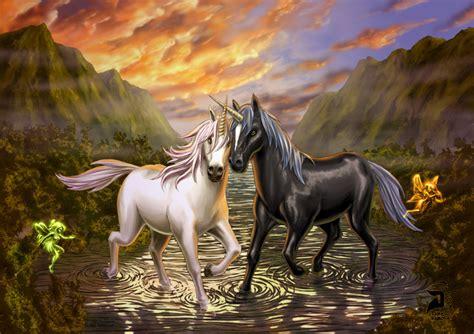 imagenes de unicornios con hadas criaturas mitol 243 gicas del mundo 01 info taringa