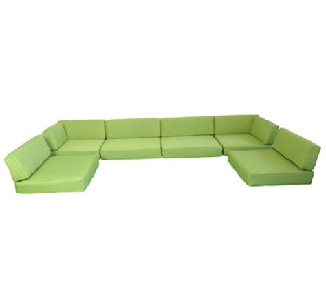 sectional sofa cushion replacement nrsuv fgx outsunny 7pc outdoor sofa sectional replacement