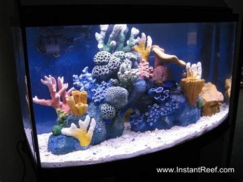 on the rocks how to build a saltwater aquarium reefscape how to set up saltwater fish aquarium with artificial corals