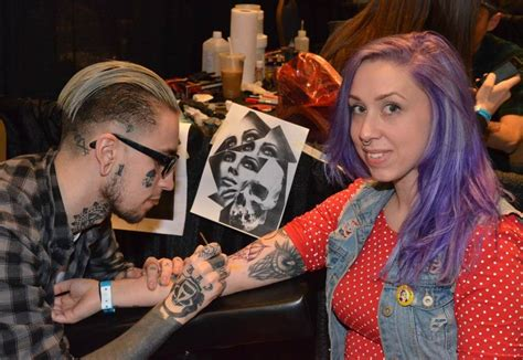 motor city tattoo expo get inked at motor city expo this weekend the