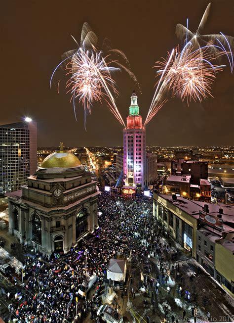 26th annual buffalo drop fireworks buffalo rising