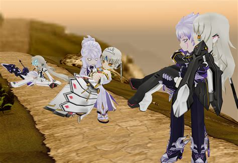 Lu Mobil Carry mmd elsword fail princess carry by sallaria on deviantart
