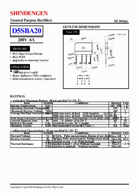 iron inductor datasheet d5sba20 478208 pdf datasheet ic on line