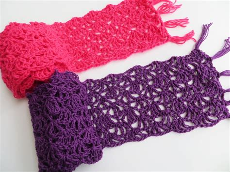 Crochet Pattern Website | crochet dreamz alana lacy scarf free crochet pattern