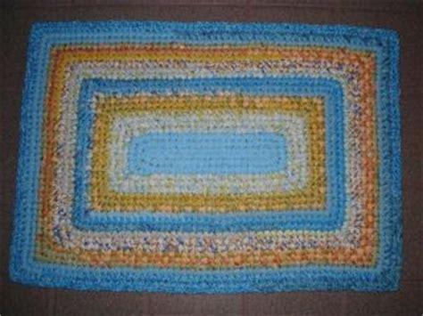 crochet rectangle rug pattern rectangle rag rug crochet pattern free crochet patterns