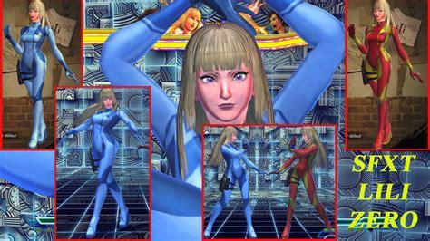 x mod game la gi lili zero suit by salimano3 on deviantart