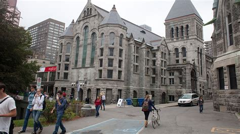 Average Scholarship Mba Mcgill by Study In Canada Mcgill Undergraduate Entrance