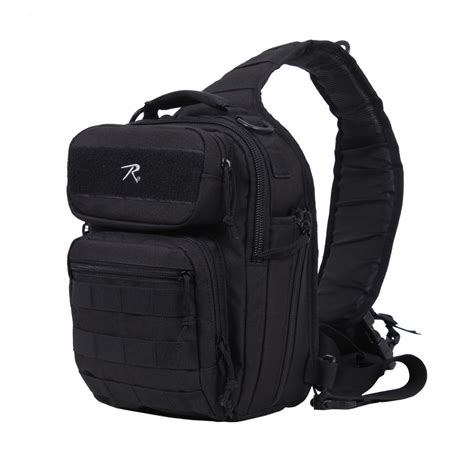 tactical molle pack black combat tactical tactisling shoulder molle travel day