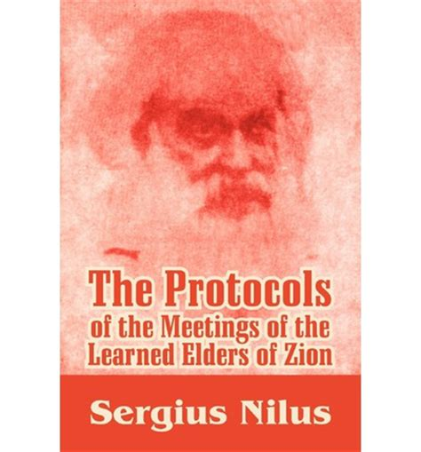 the protocols of the learned elders of zion books the protocols of the meetings of the learned elders of