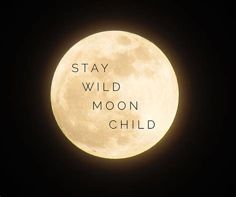 Child And Moon quot stay moon child quot stickers by kate sortino redbubble