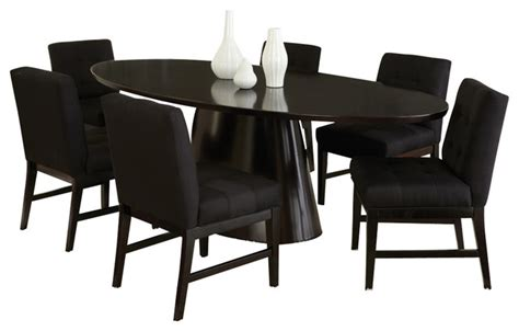 Black And Silver Dining Room Set Daodaolingyy Com Black And Silver Dining Room Set