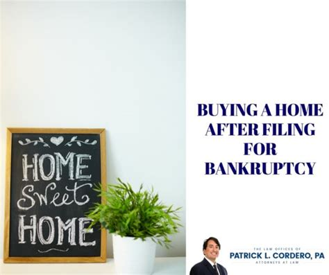 Filed Bankruptcy And Want To Buy A House 28 Images How After Filing Bankruptcy Can You Buy A