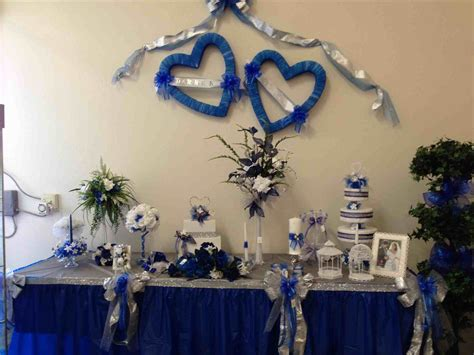 royal blue and white wedding decorations siudy net