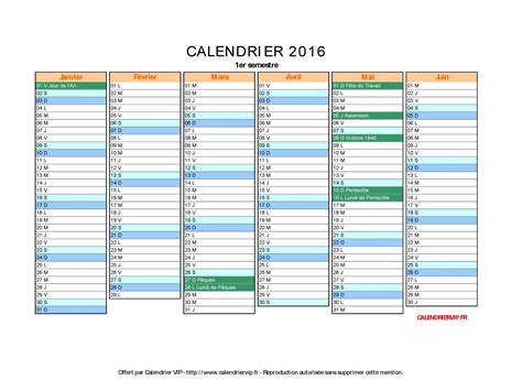 Imprimer Calendrier Image Gallery Semaine Calendrier 2016