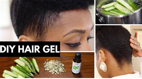what to use to make african america hairly curly easiest way to make okra hair gel for kinky curly hair