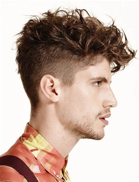 Best Hairstyles For Guys With Hair by 17 Best Ideas About Curly Hairstyles On