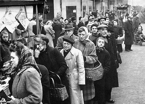 soul family boat britain 1947 poverty queues rationing and resilience