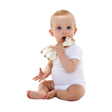 Baby Giraffe Teether la girafe teether infant toys uk