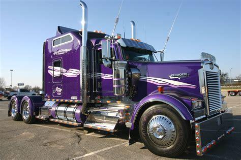 ken worth kenworth semi trucks w900