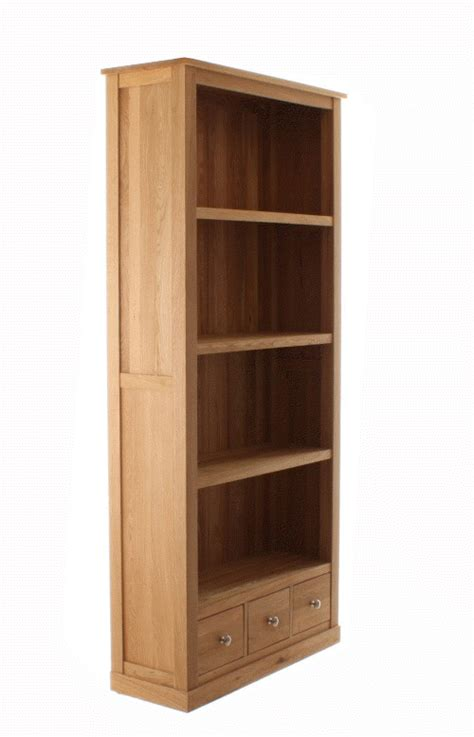 oak bookcase with drawers large solid oak bookcase with drawers mobel oak