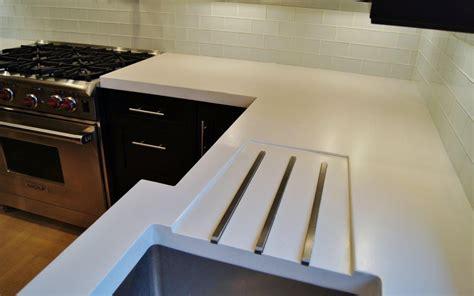 modern kitchen materials modern kitchen countertops from materials 30 ideas