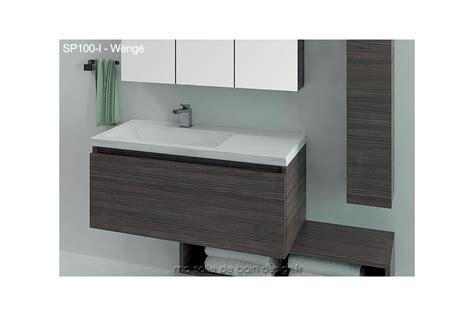 100 liegestütze de grand meuble salle de bain suspendu avec plan lavabo