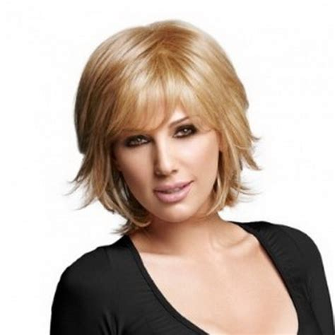 brunette womens shaggy layered short haircuts layered shag haircut