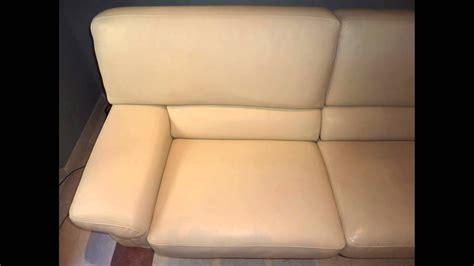 comment nettoyer canapé cuir blanc comment nettoyer du cuir blanc