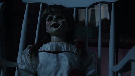 film full movie annabelle trailer the conjuring spinoff annabelle sound on sight