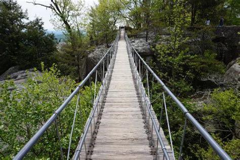 rock city swinging bridge swinging bridge