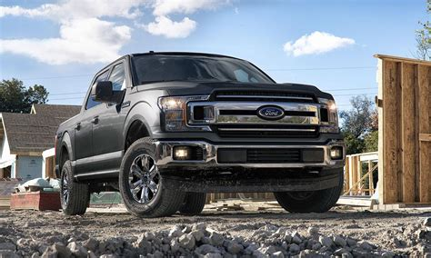 Ford adds diesel, new V 6 to enhance F 150 mpg for '18